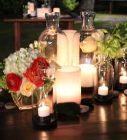 Vases, Lanterns & Candles