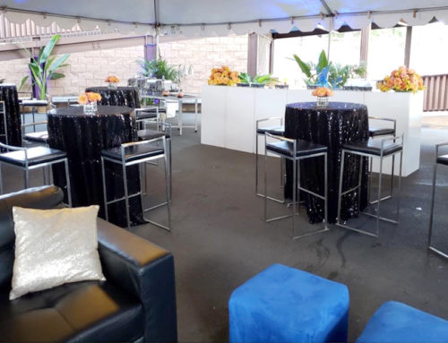 Ringing in the New Year with table and chair rentals in Oahu