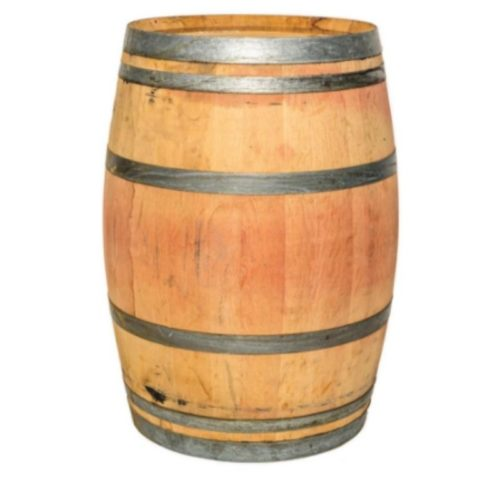 Oak Wood Barrel