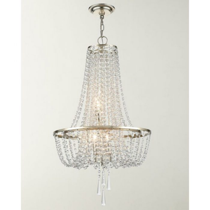 Large French Empire Chandelier