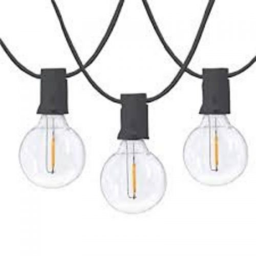 Incandescent Cafe Light String