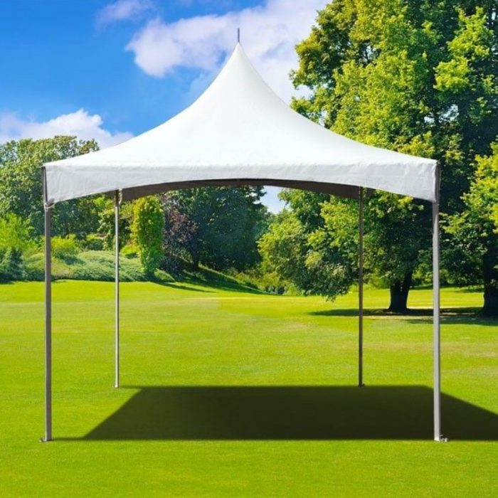 White Marquee Tent