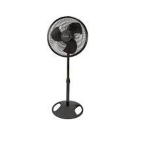 Black Oscillating Fan