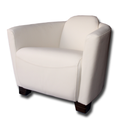 Chair - Club white 2
