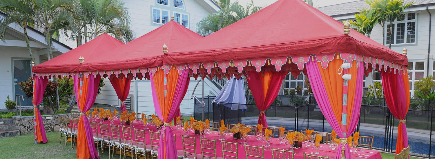 EventAccents - Hawaii\'s Premier Specialty Decor Rental Company