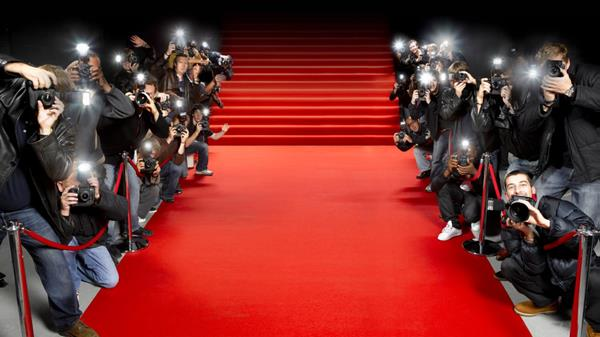 Red Carpet With Paparazzi Eventaccents